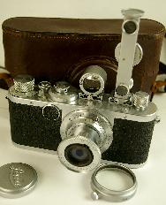 Leica IC 1951 Complete Outfit Rare