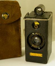 Ansco Memo 1927 with  Original Case