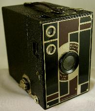 Kodak Beau Brownie 1930's