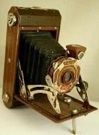 Kodak Vest Pocket Camera Art Deco 1936