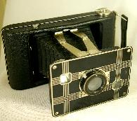 Kodak Jiffy Art Deco 1930's