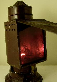 Eastman Kodak 19th Century Kerosene Safe Light