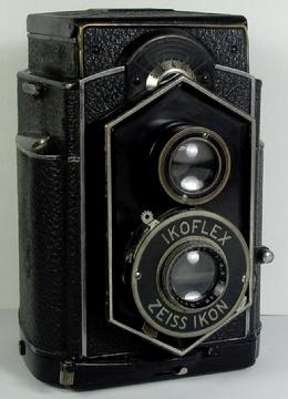 "IkoFlex ""Coffee Can"" 1934 - 37"