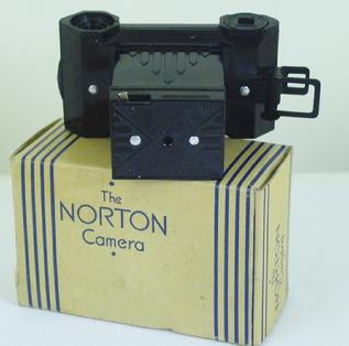 Norton Labs 1934 Original Box