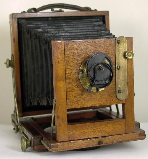 Marion The Modern 1898 1/4 Plate Rotary Shutter